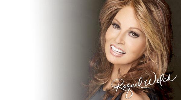 Rachel Welch: con dei bei capelli il glamour non ha età!